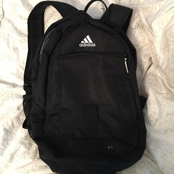 adidas Handbags - Black Adidas backpack